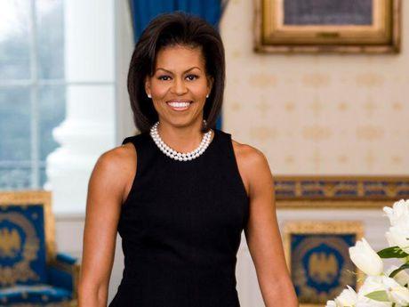 44 buc anh cho thay su thay doi trong phong cach cua Michelle Obama (Phan 1) - Anh 4