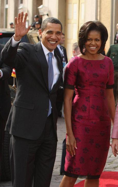 44 buc anh cho thay su thay doi trong phong cach cua Michelle Obama (Phan 1) - Anh 6