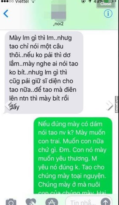 Nghi van: Doi ban than cung co thai voi mot nguoi dan ong gay sot MXH - Anh 8