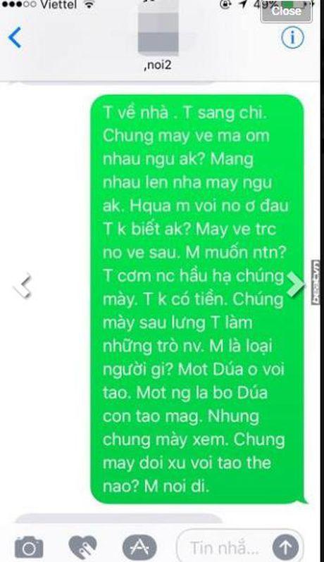 Nghi van: Doi ban than cung co thai voi mot nguoi dan ong gay sot MXH - Anh 9