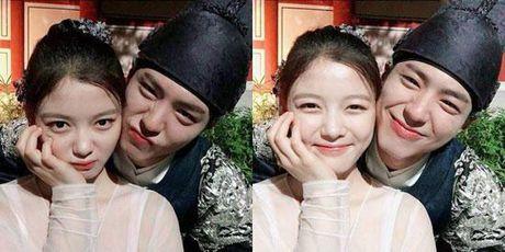 Gia dinh hoi Kim Yoo Jung ve cam giac voi Park Bo Gum - Anh 2
