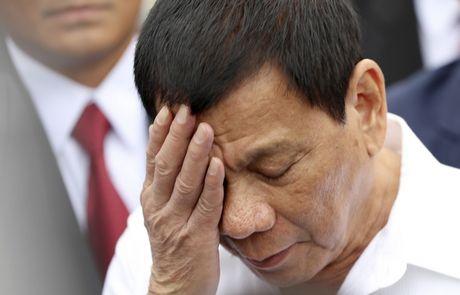 Tong thong Philippines: 'Toi hua voi Chua khong chui the nua' - Anh 1