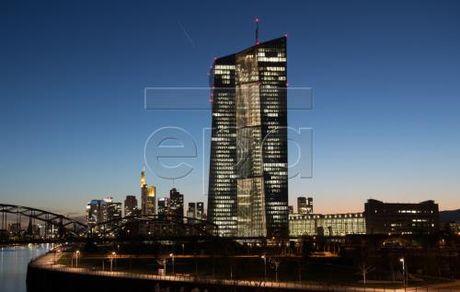 ECB cong bo so lieu ve tang truong tin dung tai Eurozone - Anh 1