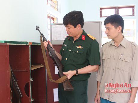 Bo CHQS tinh kiem tra cong tac san sang chien dau - Anh 1
