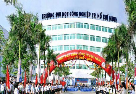 Dai hoc Cong nghiep TP.HCM mo goi thau bi 'to' - Anh 1