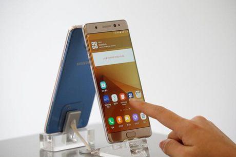 Su co Galaxy Note 7 tac dong chua dang ke den kim ngach xuat khau - Anh 1