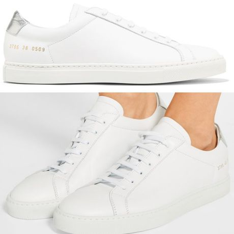 Sneaker trang - item gay nghien khong bao gio loi mot - Anh 2