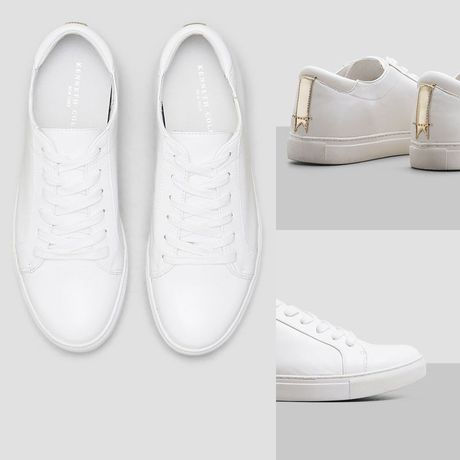 Sneaker trang - item gay nghien khong bao gio loi mot - Anh 3