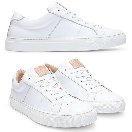 Sneaker trang - item gay nghien khong bao gio loi mot - Anh 5