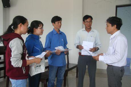Khanh Hoa: Nguoi lao dong thang kien hon 335 trieu dong - Anh 1
