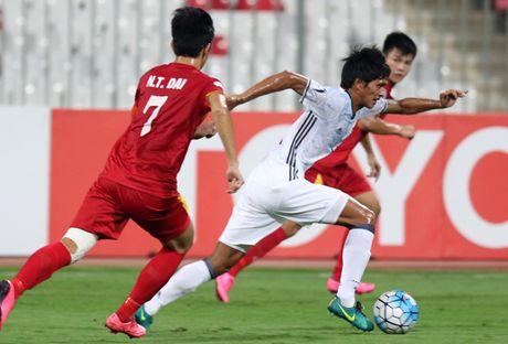 U19 Viet Nam dung cuoc choi, xep hang 3 chau A - Anh 1