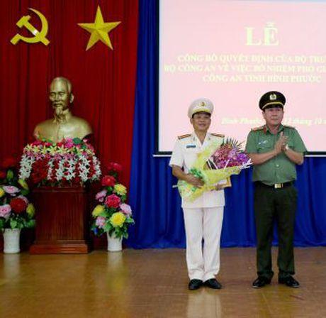 Binh Phuoc co them mot pho giam doc cong an - Anh 2