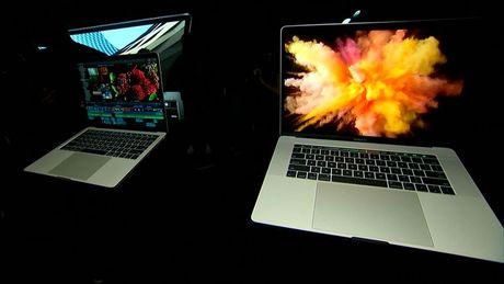 Anh MacBook Pro 2016: Sieu mong, cuc manh, them man hinh phu - Anh 11