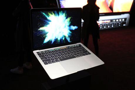 Anh MacBook Pro 2016: Sieu mong, cuc manh, them man hinh phu - Anh 4
