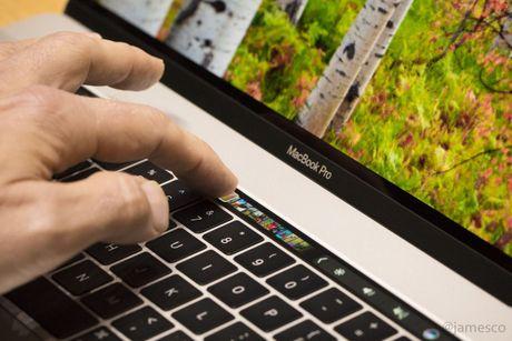 Anh MacBook Pro 2016: Sieu mong, cuc manh, them man hinh phu - Anh 6
