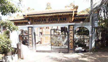 Cong an Vinh Long xac nhan vu mat chim cong tai chua - Anh 1