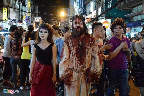 Nhung dia diem thu hut gioi tre Sai Gon dip Halloween - Anh 1