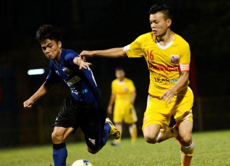 Ha Noi T&T loai PVF khoi giai U21 quoc gia - Anh 1