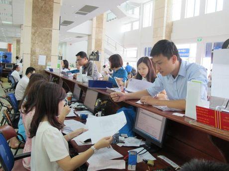 98% doanh nghiep Ha Noi khai nop thue qua mang - Anh 1