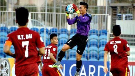 Nhung pha cuu thua xuat than cua Tien Dung o U19 chau A 2016 - Anh 1