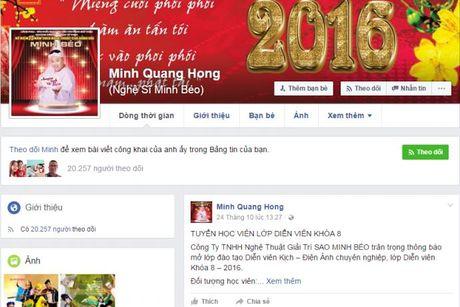 Tin moi Minh Beo: Mo lai Facebook, lam phu bep trong tu - Anh 2