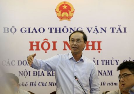 Bo GTVT go kho ve thu phi hai lan cua DN van tai thuy - Anh 3