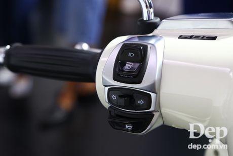 Can canh Peugeot Django - doi thu nang ky cua Vespa Primavera - Anh 10