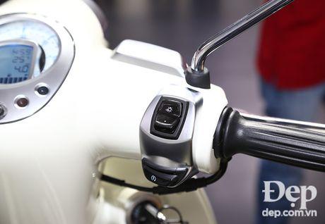 Can canh Peugeot Django - doi thu nang ky cua Vespa Primavera - Anh 11