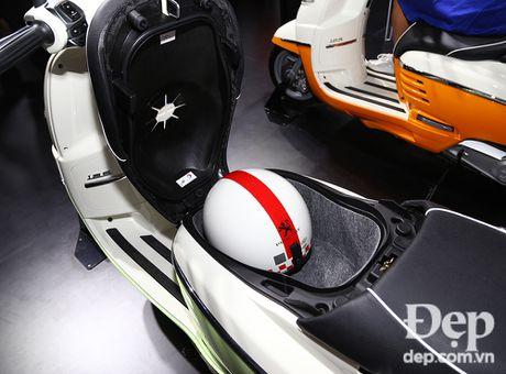 Can canh Peugeot Django - doi thu nang ky cua Vespa Primavera - Anh 16