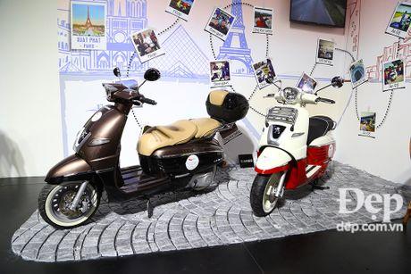 Can canh Peugeot Django - doi thu nang ky cua Vespa Primavera - Anh 17