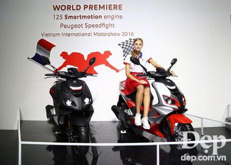 Can canh Peugeot Django - doi thu nang ky cua Vespa Primavera - Anh 5