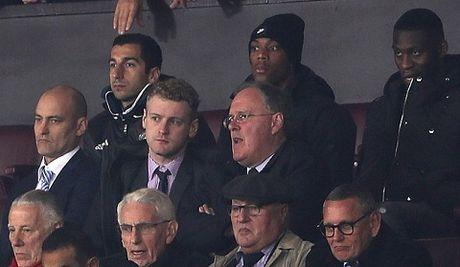 Mkhitaryan ngay cang mat tich kho hieu o Man United - Anh 3