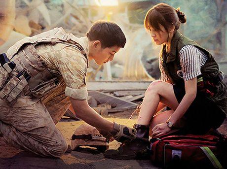 Song Joong Ki & Song Hye Kyo: Dua van hoa dai chung Han Quoc len tam cao moi - Anh 2