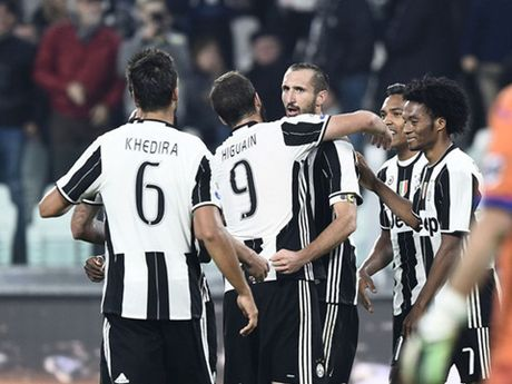 Marchisio, Chiellini tro lai, Juve nhu ho chap canh - Anh 1