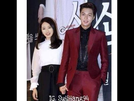 Ro tin don Lee Min Ho tu hon Suzy Bae, yeu ban dien Jun Ji Hyun - Anh 1