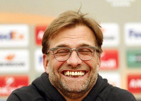 Juergen Klopp HANH PHUC vi duoc Sir Alex Ferguson khen - Anh 2