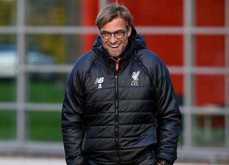 Juergen Klopp HANH PHUC vi duoc Sir Alex Ferguson khen - Anh 3