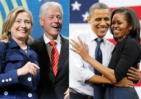 Phu nhan Obama: 'Clinton la ung cu vien sang gia nhat trong lich su bau cu My' - Anh 2