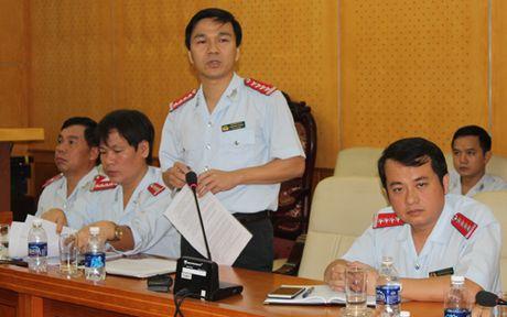 Thanh tra Chinh phu da bao cao day du vu bo nhiem 35 can bo - Anh 1