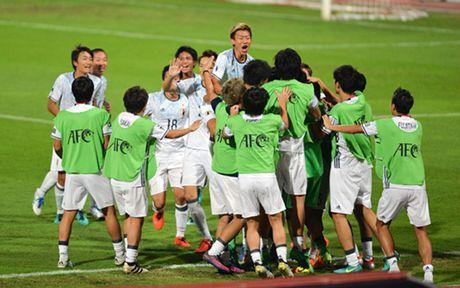 Toan canh tran thua cua U19 Viet Nam truoc U19 Nhat Ban - Anh 13