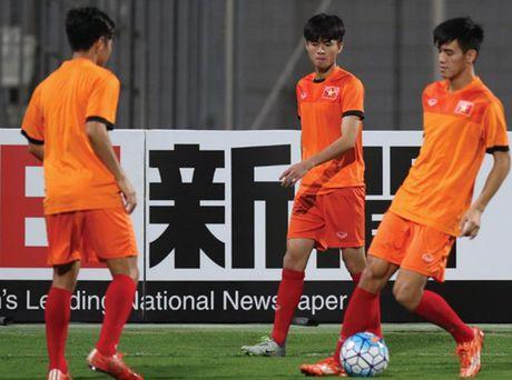 Toan canh tran thua cua U19 Viet Nam truoc U19 Nhat Ban - Anh 1