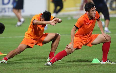Toan canh tran thua cua U19 Viet Nam truoc U19 Nhat Ban - Anh 2