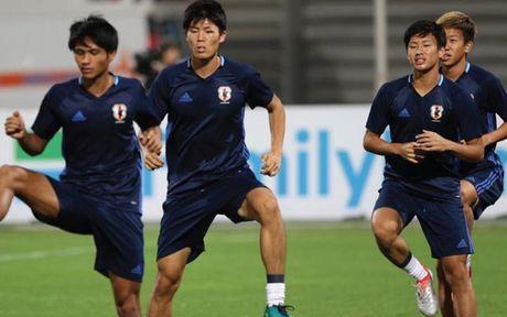 Toan canh tran thua cua U19 Viet Nam truoc U19 Nhat Ban - Anh 3