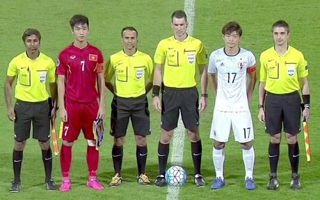 Toan canh tran thua cua U19 Viet Nam truoc U19 Nhat Ban - Anh 4