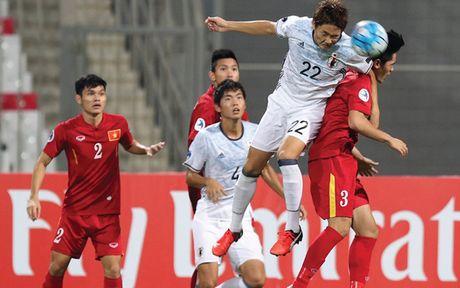 Toan canh tran thua cua U19 Viet Nam truoc U19 Nhat Ban - Anh 5