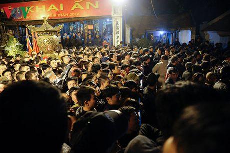 Tam ly dam dong dang chi phoi van hoa ung xu trong le hoi - Anh 3