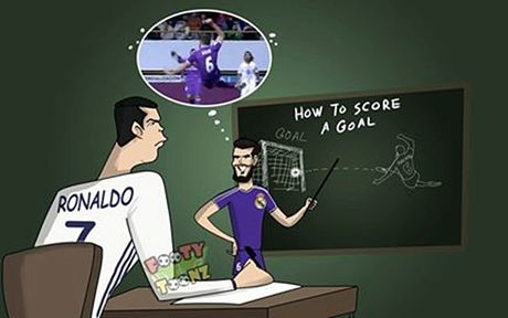 Biem hoa 24h: Ronaldo theo hoc Nacho de thoat 'tit ngoi' - Anh 3