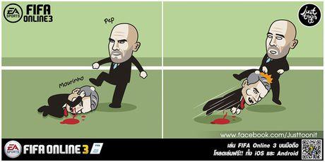 Biem hoa 24h: Ronaldo theo hoc Nacho de thoat 'tit ngoi' - Anh 4