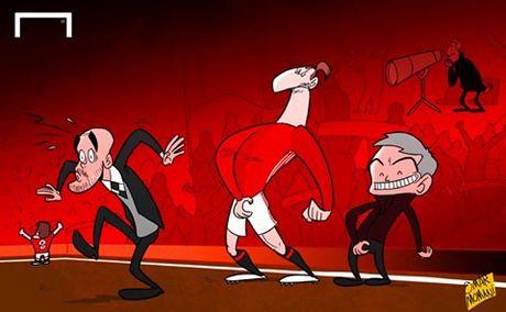 Biem hoa 24h: Ronaldo theo hoc Nacho de thoat 'tit ngoi' - Anh 5