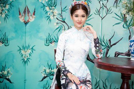 Chi Pu va A hau Thuy Dung diu dang trong ta ao dai - Anh 3